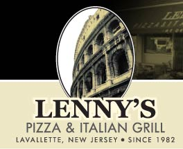 Lennys Pizza and Italian Grill, Lavallette, NJ